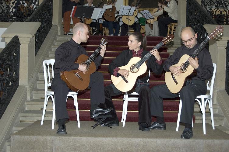 Koncertující a hosté soutěže
