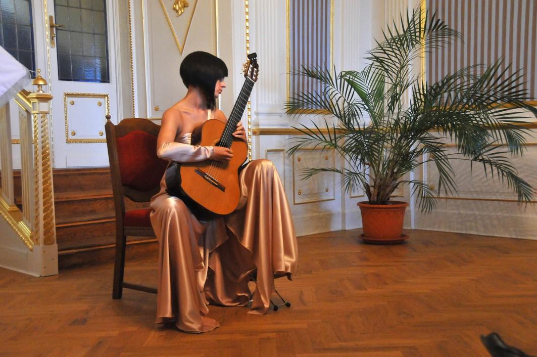 foto z mezinárodní kytarové soutěže