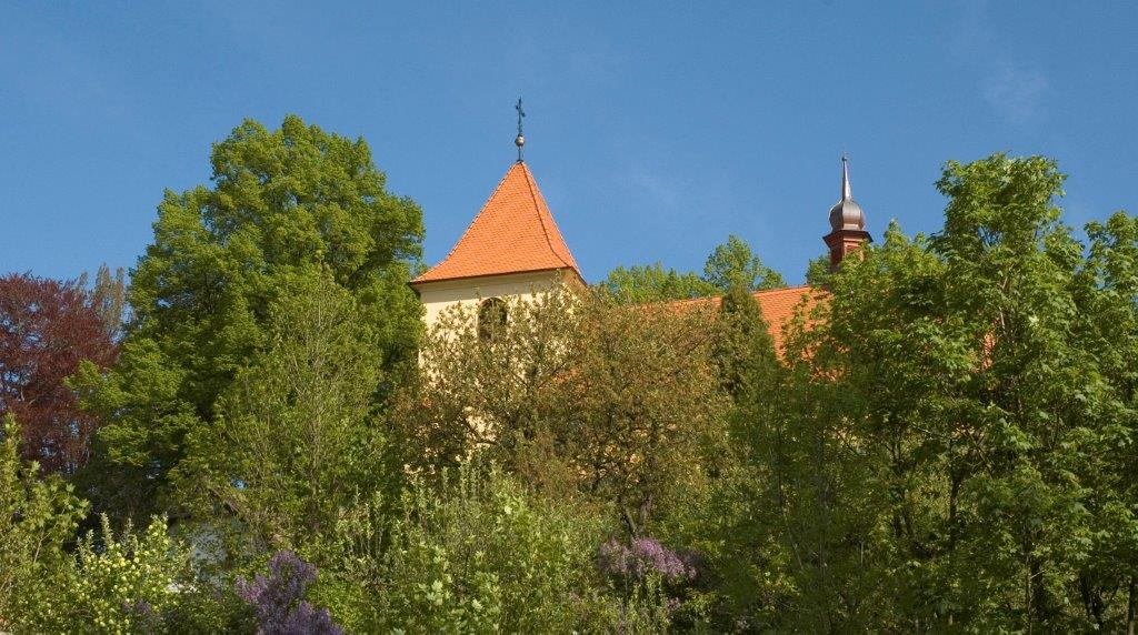 Kostel ve Zruči n.S.