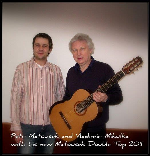 Matoušek Petr a Vladimír Mikulka